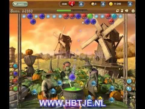 Bubble Witch Saga level 19