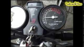 Como cambiar llanta trasera de moto