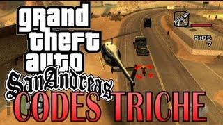 Tuto: Les Codes Triche Dans GTA San Andreas Tibo
