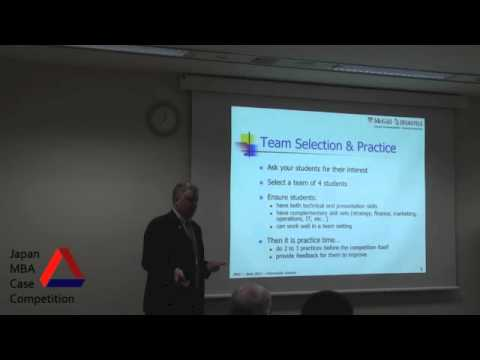 Japan MBA Case Competition Information Session
