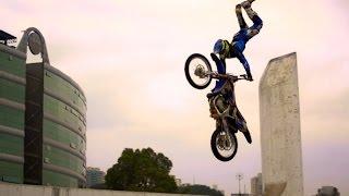 Jeff Campacci -- Atleta de Motocross FMX