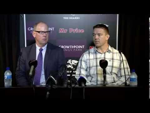 John Smit welcomes Jake White | Super Rugby Video Highlights 2013 - John Smit welcomes Jake White |