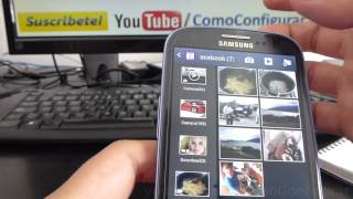 Como Eliminar Fotos En Samsung Galaxy S3 Español