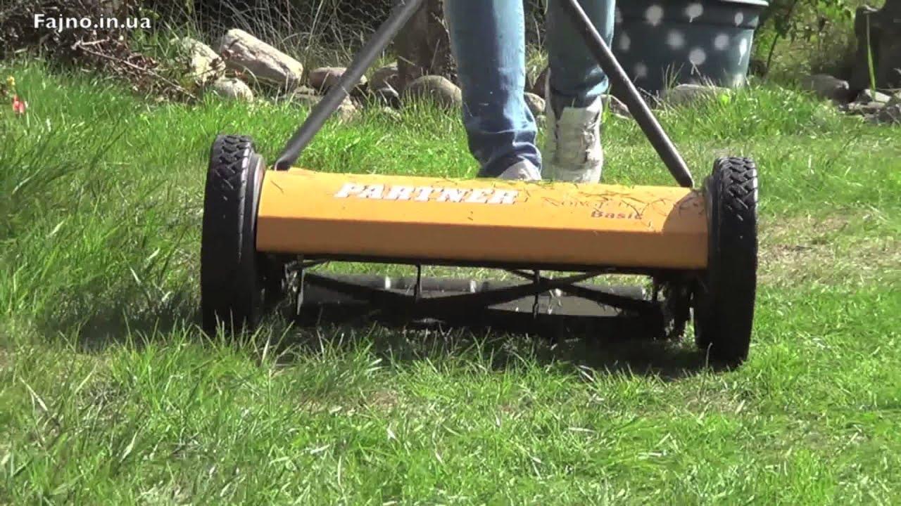 Косилка для травы ручная бензиновая своими руками
