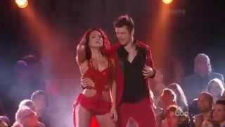 Nick Carter & Sharna Burgess - JIVE ( Judges' choice