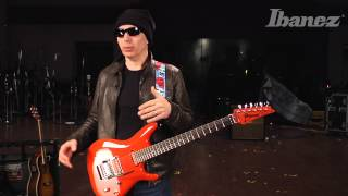 Joe Satriani Discusses The Features And Inspiration Behind