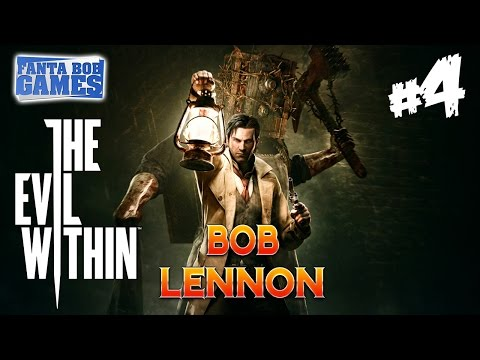 The Evil Within - Ep 4 - Playthrough FR 1080 par Bob Lennon