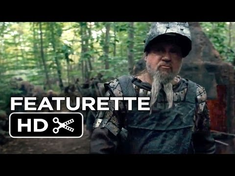 Noah Featurette - Tubal Cain (2014) - Anthony Hopkins, Russell Crowe Movie HD