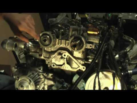 Двигатель 2JZ-GE. Гараж Джефа. Часть 5