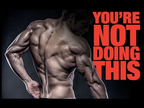Best Back Exercise You're NOT Doing - Build A BIGGER BACK