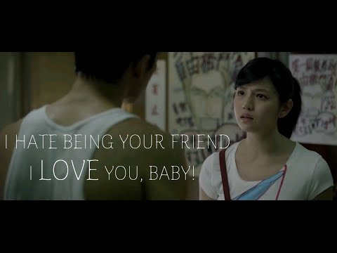 ANH GHÉT LÀM BẠN EM (v. You are the Apple of My Eye)