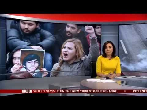 BBC World News - Live report on Berkin Elvan's death
