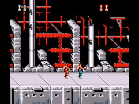 Super Contra - Vizzed.com Play - User video
