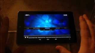 How To Install XBMC On Android (Nexus 7).