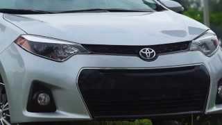 Prueba De Manejo Toyota Corolla 2014