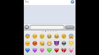How To Get Emoji Emoticons On Your IPhone 5, IPhone, IPad