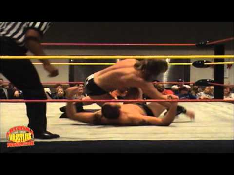 Chris Evans vs. Alexander Hammerstone (12-14-2013) Arizona Wrestling Federation: Live!
