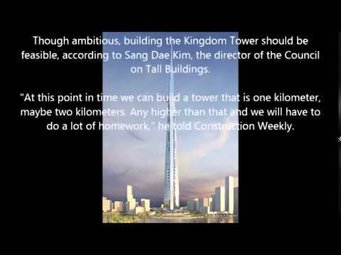 Saudi Arabia Constructing The Tallest Building In The World