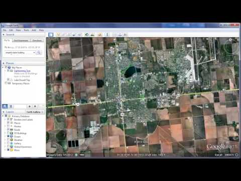 How to use Google Earth for Beginners