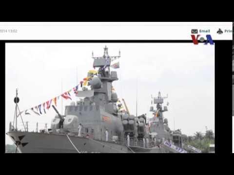 Ra mắt 2 tàu pháo tên lửa đầu tiên do Việt Nam đóng