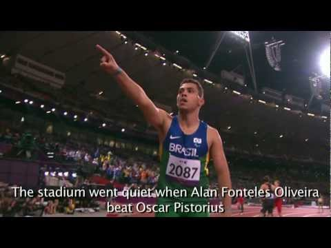 No. 2 Moment of Year: Alan Fonteles shocked stadium into silence by beating Pistorius