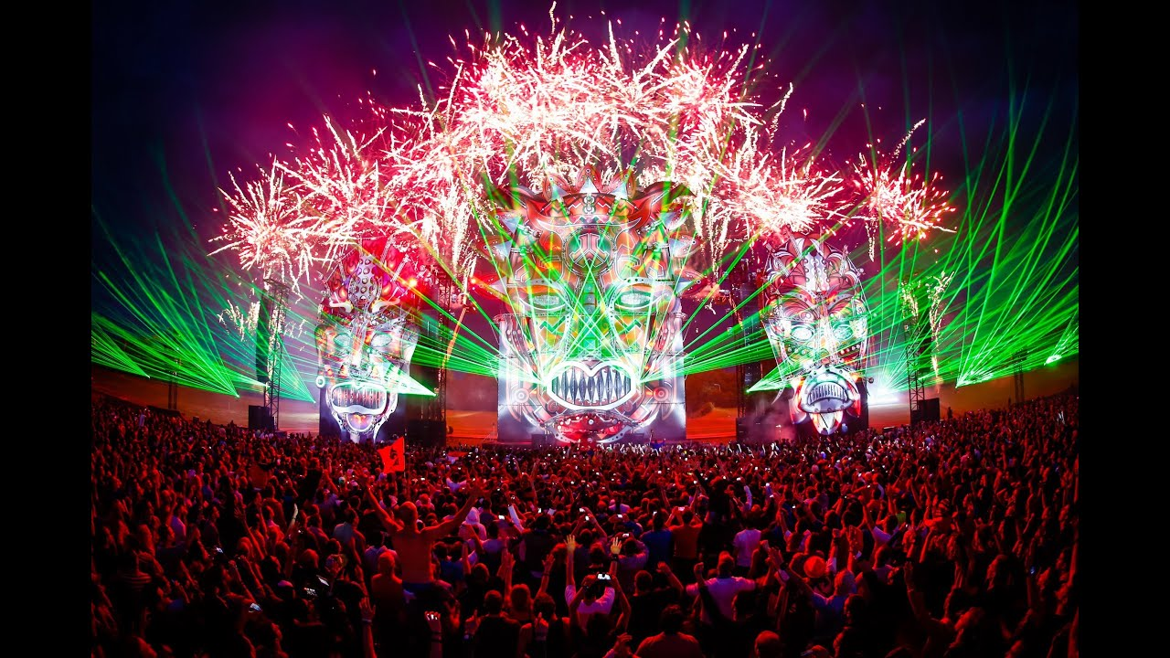 Defqon 1 2013 The Closing Ritual Official Q Dance