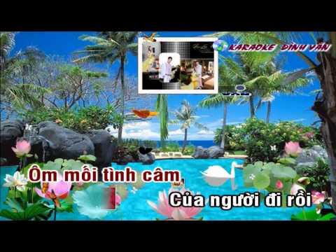 Nguoi Em Cung Xom (Karaoke HD)