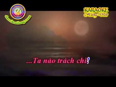 Karaoke Vong co   Tam su Han Mac Tu   HD