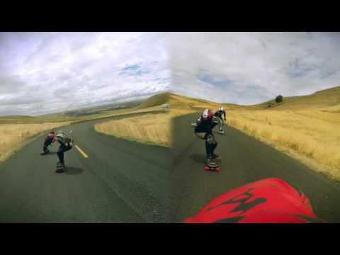 Divine Wheel Co. Presents: Double Vision - Amanda Powell Maryhill Raw Run