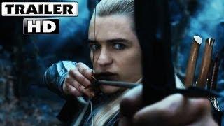 El Hobbit 2 La Desolación De Smaug Trailer 2013 En