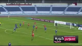 اهداف الخريطيات و لخويا 1-3 دوري نجوم قطر