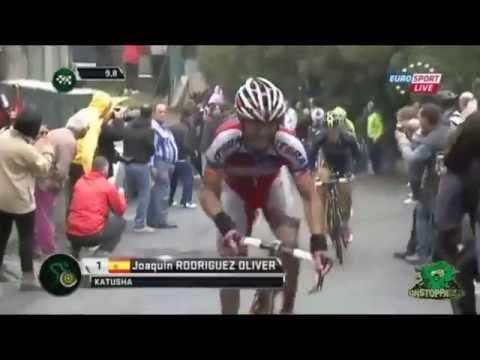 Joaquim Rodríguez Oliver wins Il Lombardia 2013