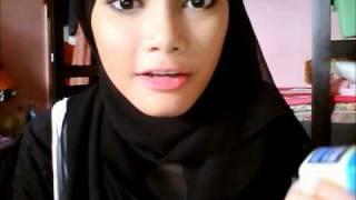 CARA SAYA Simple Make Up