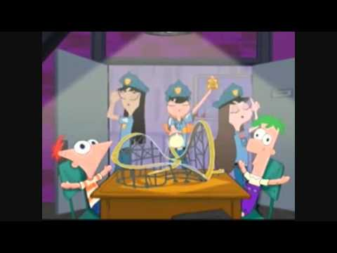 Phineas & Ferb: You're Goin' Down (Full Song!) HQ, DISCLAIMER this is not mine, I don't own it DISCLAIMER So, here's the full song 'You're Going Down' from Rollercoaster: The Musical! Enjoy!