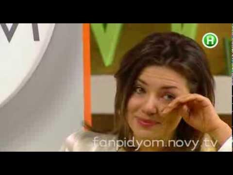Ожелевская провела свой последний Подъем и расплакалась в прямом эфире