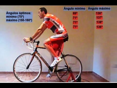 Análisis Biomecánico Ciclismo