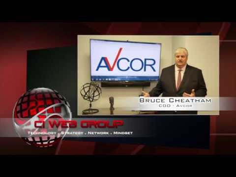 Avcor Health Testimonial on Social Media with CI Web Group