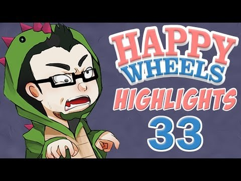 Happy Wheels Highlights #33,