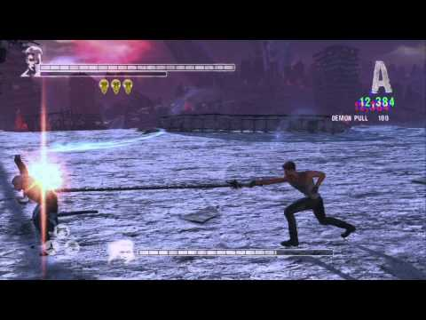 DmC Devil May Cry: Vergil Boss Battle (Hell and Hell Difficulty Walkthrough) - HTG
