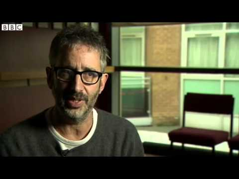 David Baddiel on the Anelka gesture