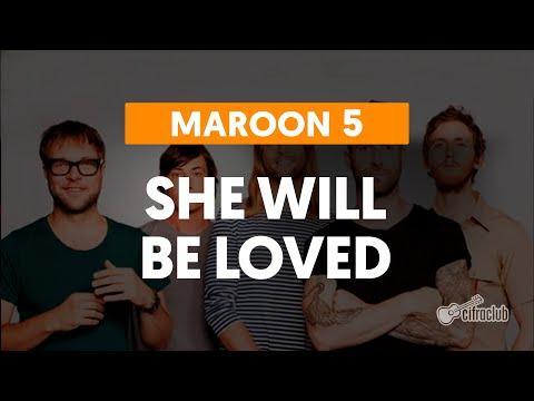 She Will Be Loved - Maroon 5 (aula de violão completa)