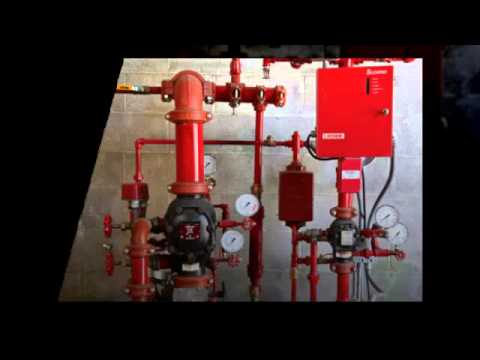 Commercial Fire Alarm and Fire Sprinkler Systems - Prescott  AZ