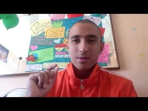 Cáncer testicular - Mi historia (mi testimonio) - INCan - Carlos Alberto Chávez Luján 2014