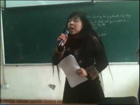 Cô Giáo Phương Andy  hát Thu Cuối ,Nơi tình yêu bắt đầu