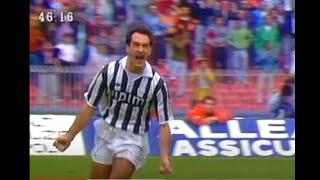 20/10/1991 - Serie A - Napoli-Juventus 0-1 Highlights