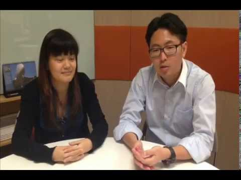 Summer Internship in e2i (2014) - Janelle Ting & Lee Ser Hiang
