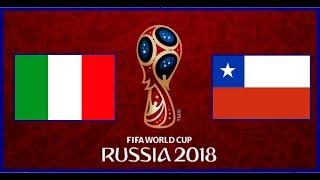 إيطاليا والشيلي مرشحان للمشاركة في كأس العالم 2018 | بــووز