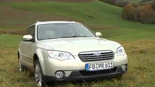 Subaru Outback videos