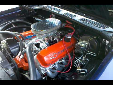 ZZ 454- 1969 Chevelle SS - YouTube