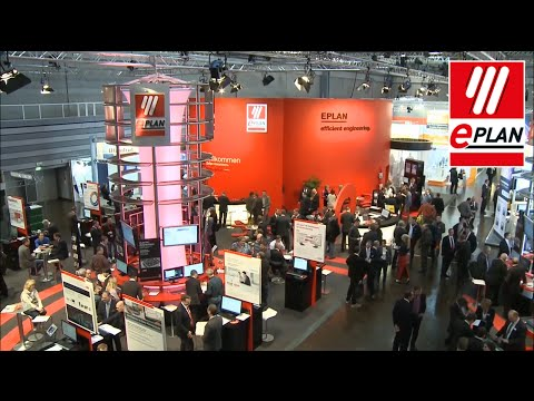 EPLAN auf der SPS IPC Drives 2013 / im Interview: Maximilian Brandl